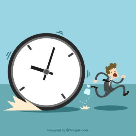 毎日時間に追われる!そんなストレスを一気に解消できる3つの方法